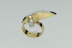 Lapponiainspirerad 3-ring
