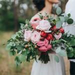 Ös på med blommor