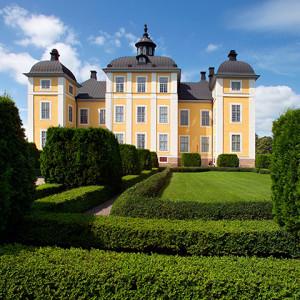 Strömsholms slott. Foto: Dick Norberg