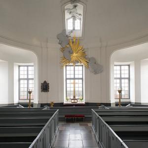 Strömsholms slottskapell - Foto: Alexis Daflos