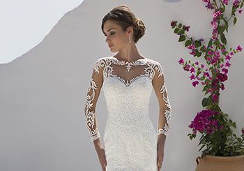 Bröllop, brudklänning
