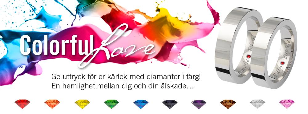 Ge uttryck för er kärlek med ädelstenar i färg! 30e4589954861