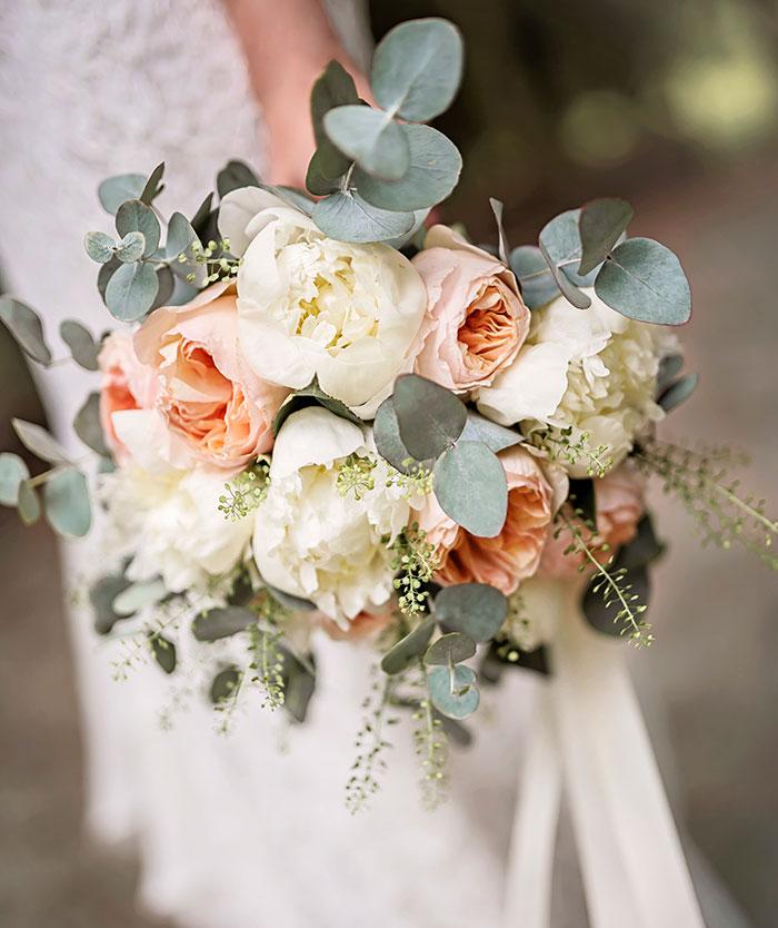blommor bröllop stockholm