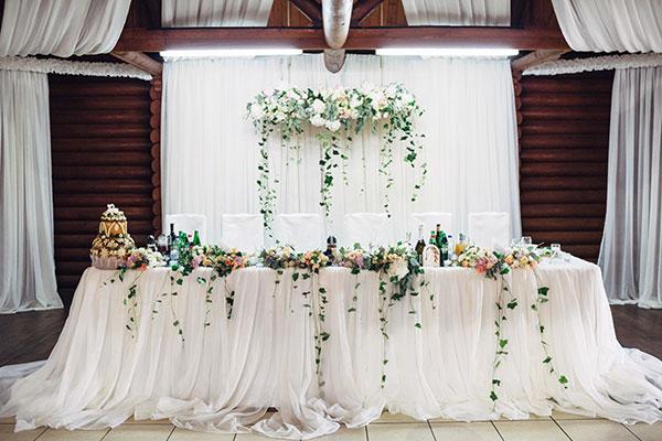 dekorera lokal bröllop