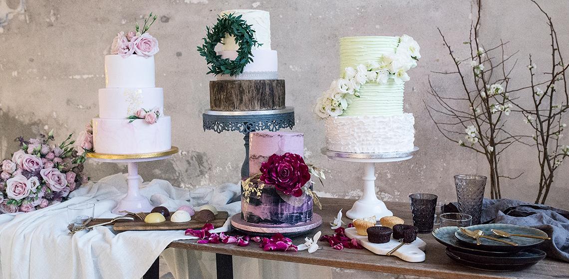 bcc6575aba43 Vilken bröllopstårta väljer du?
