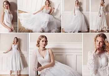 1d284d209dc0 LILLY bröllopsklänningar 2019 är spektakulära!