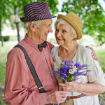 Par firar sin bröllopsdag