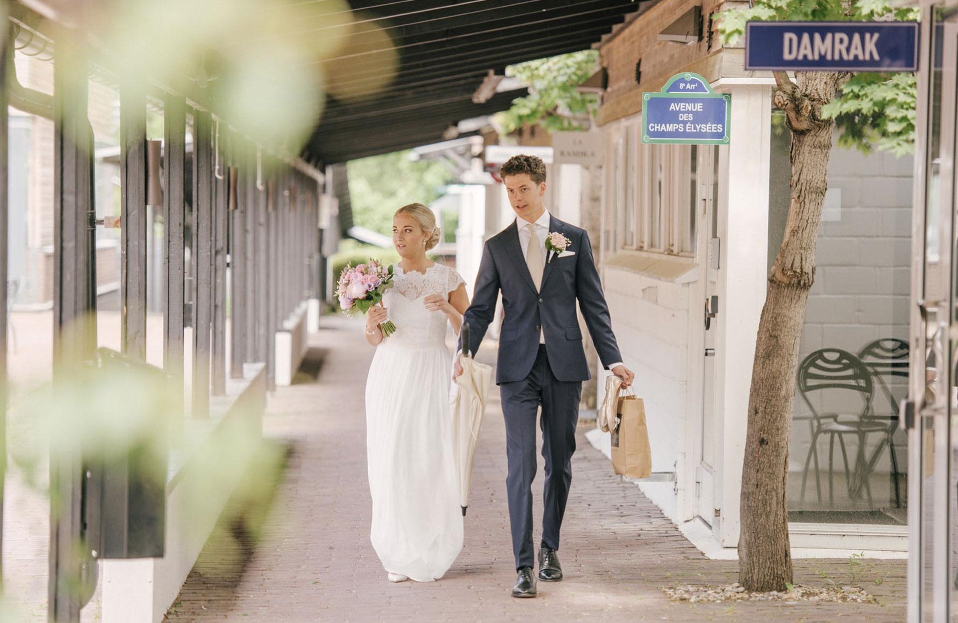 Alternativ till bröllopsklänningen Bröllopsmagasinet