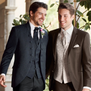 trenderna för brudgummen