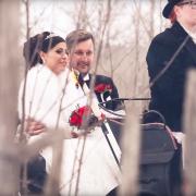 Bröllop på Dömle Herrgård