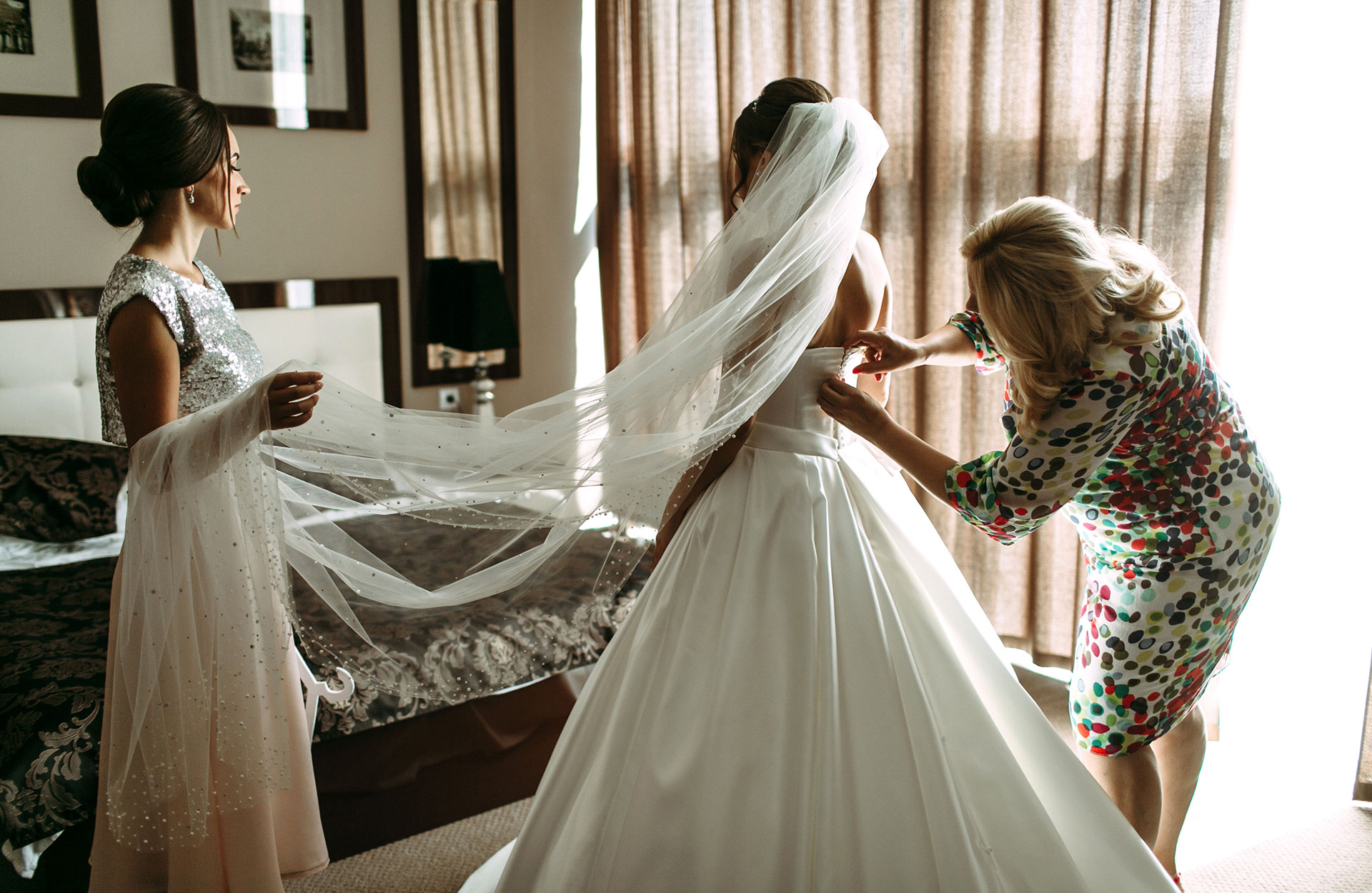 Körschema bröllop
