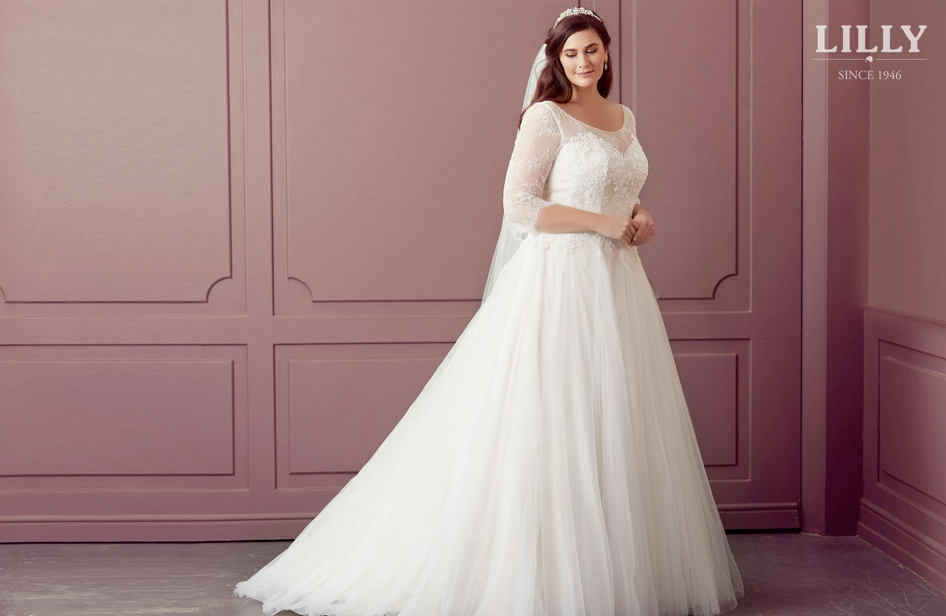 Kort eller lång brudklänning? Bröllopsmagasinet