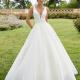 bröllopsklänning Sara från Morilee Blu Collection