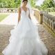 Stella bröllopsklänning Morilee Blu