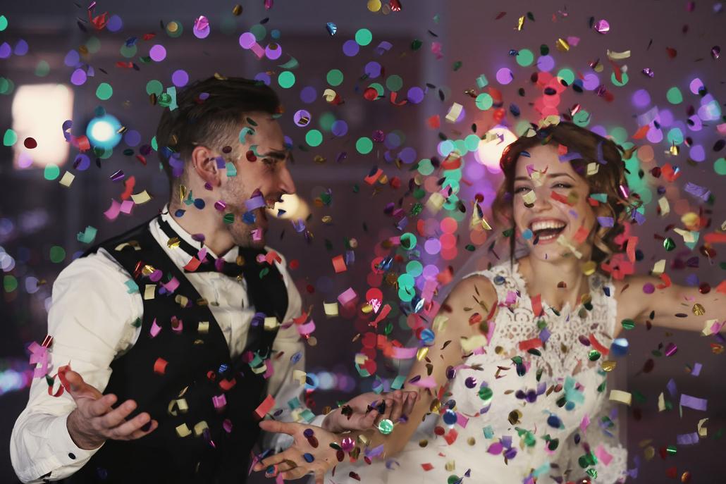 Underhållning till bröllopsfesten