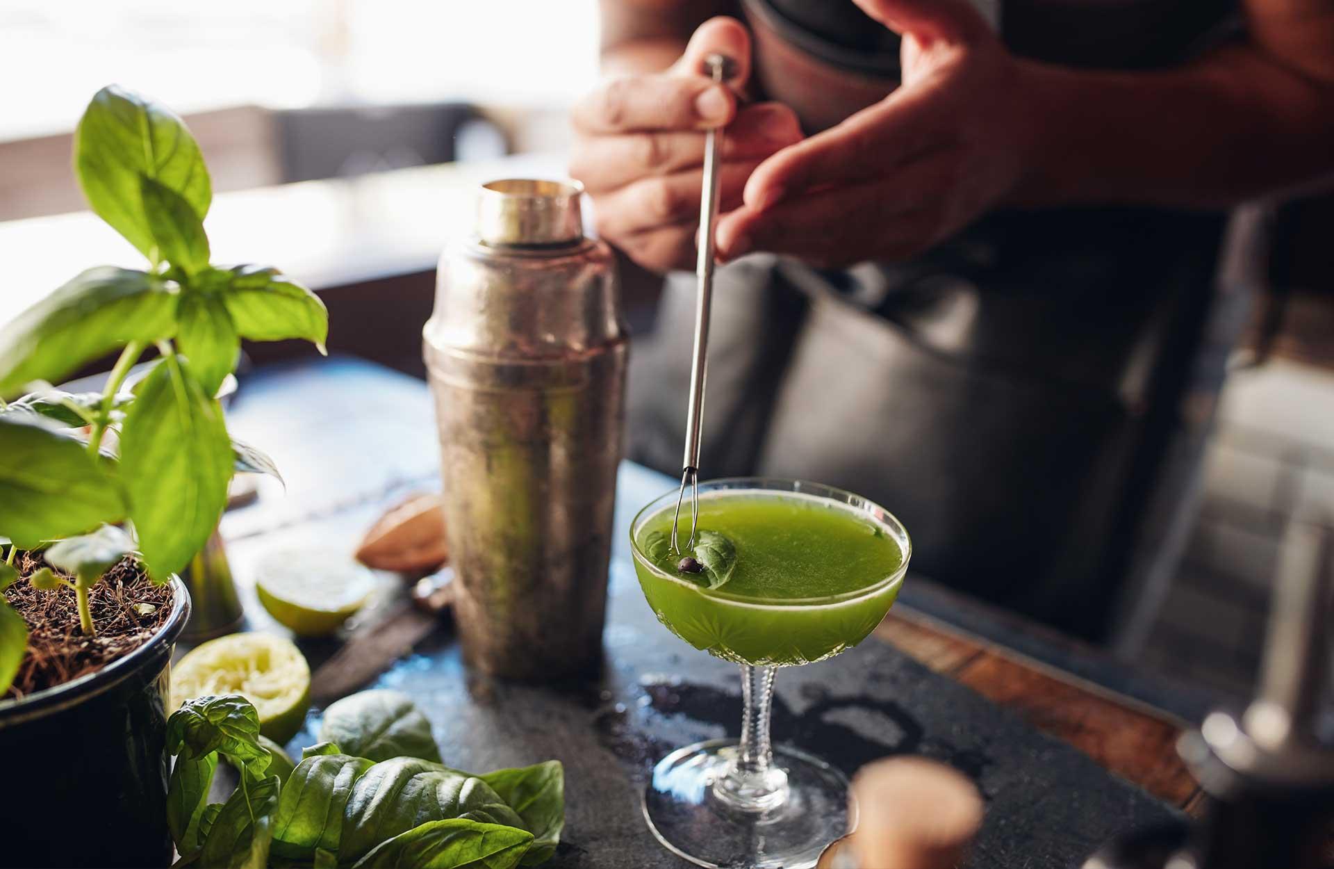 Brudskålen - bartender