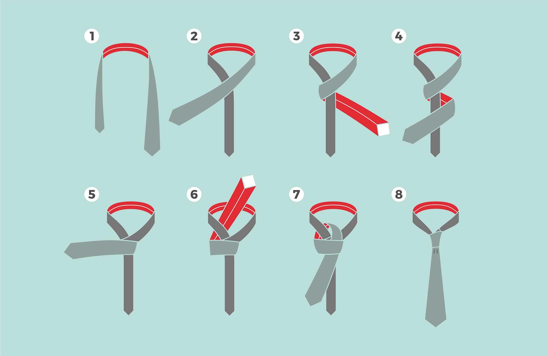 Knyta slips