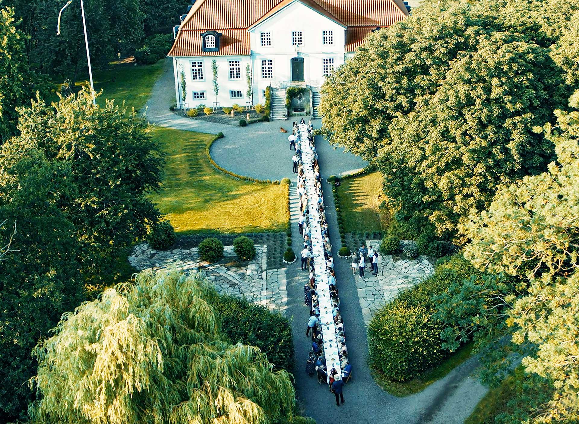 Kåseholm slott / Kåseholm castle