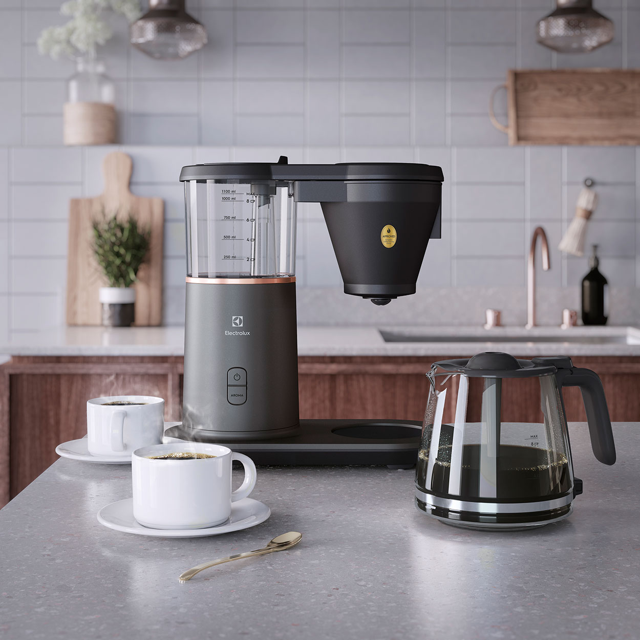 Electrolux home Kaffebryggare