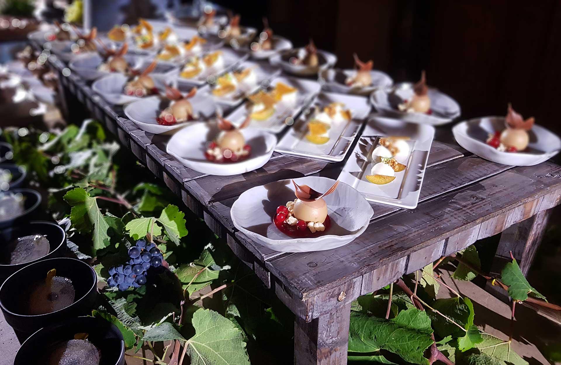 Coquillade Provence Village - det perfekta detinationsbröllopet