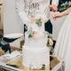 dessert eller bröllopstårta?