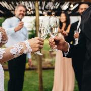 Drömbröllop mitt i veckan