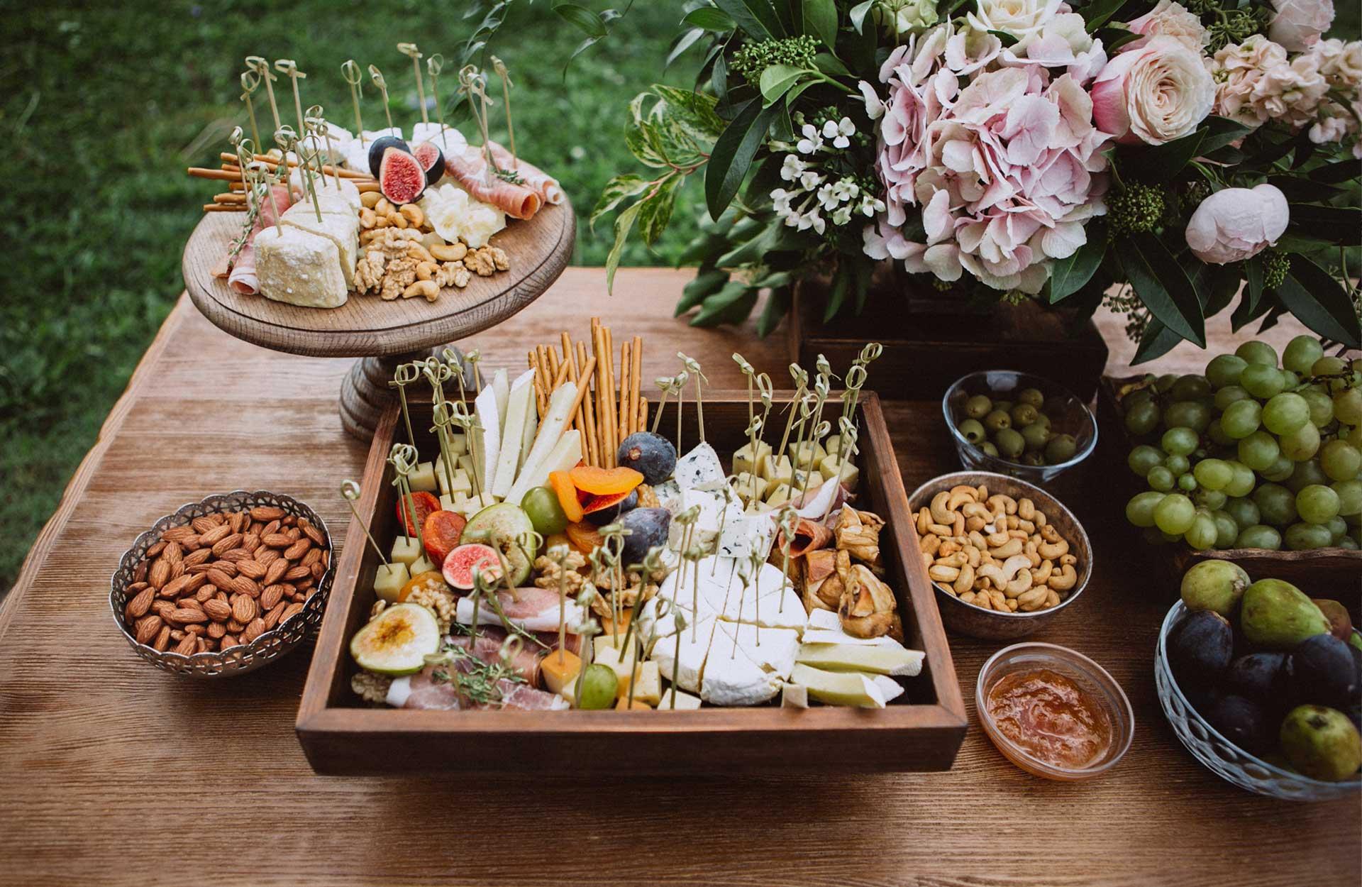 bröllopsmat