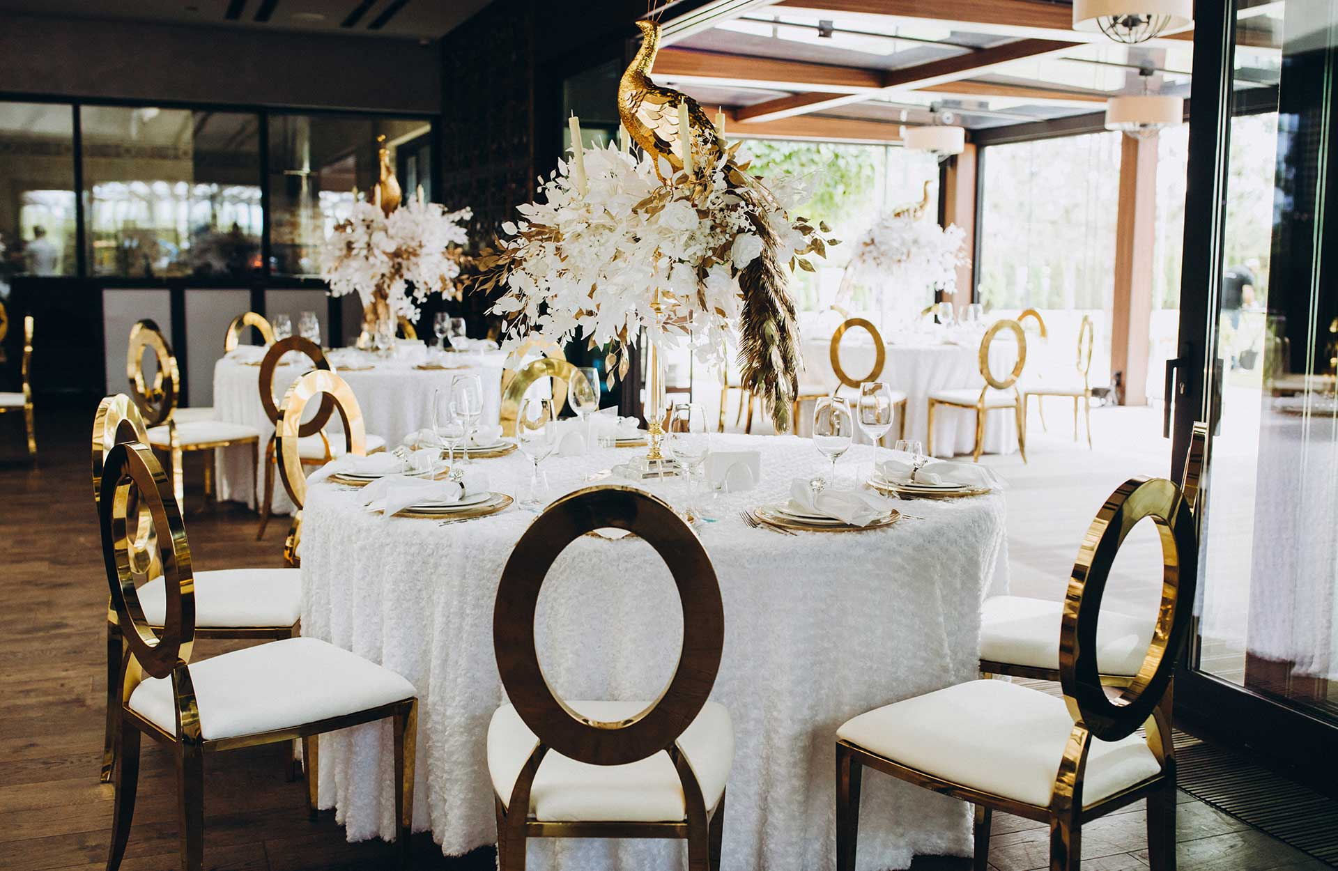 Vackra bröllopslokaler