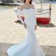 Bröllopsklänning Alyson från Enzoani Love