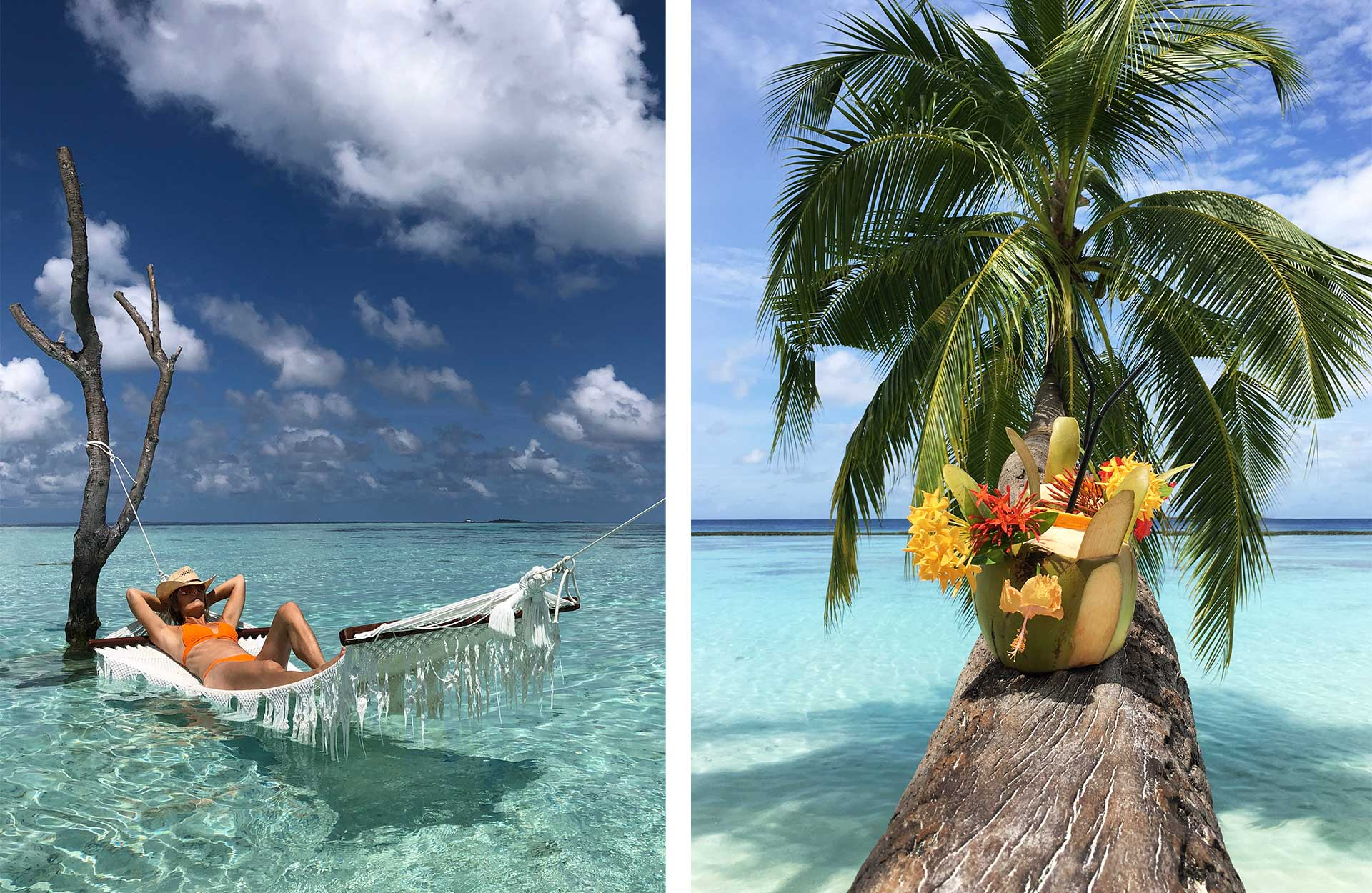 Maldiverna Vilu Reef